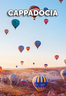 Pachet Cultural 2021 - Cappadocia (charter Cluj)