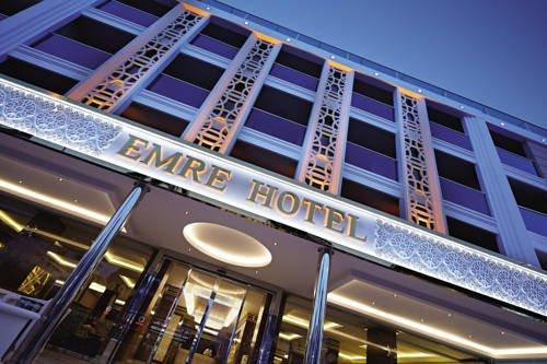 Emre Hotel & Beach Restaurant