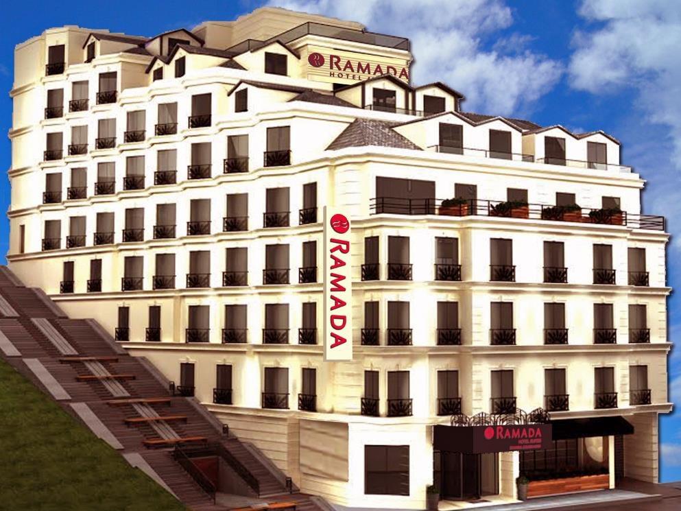Ramada Hotel & Suites by Wyndham Istanbul Golden Horn