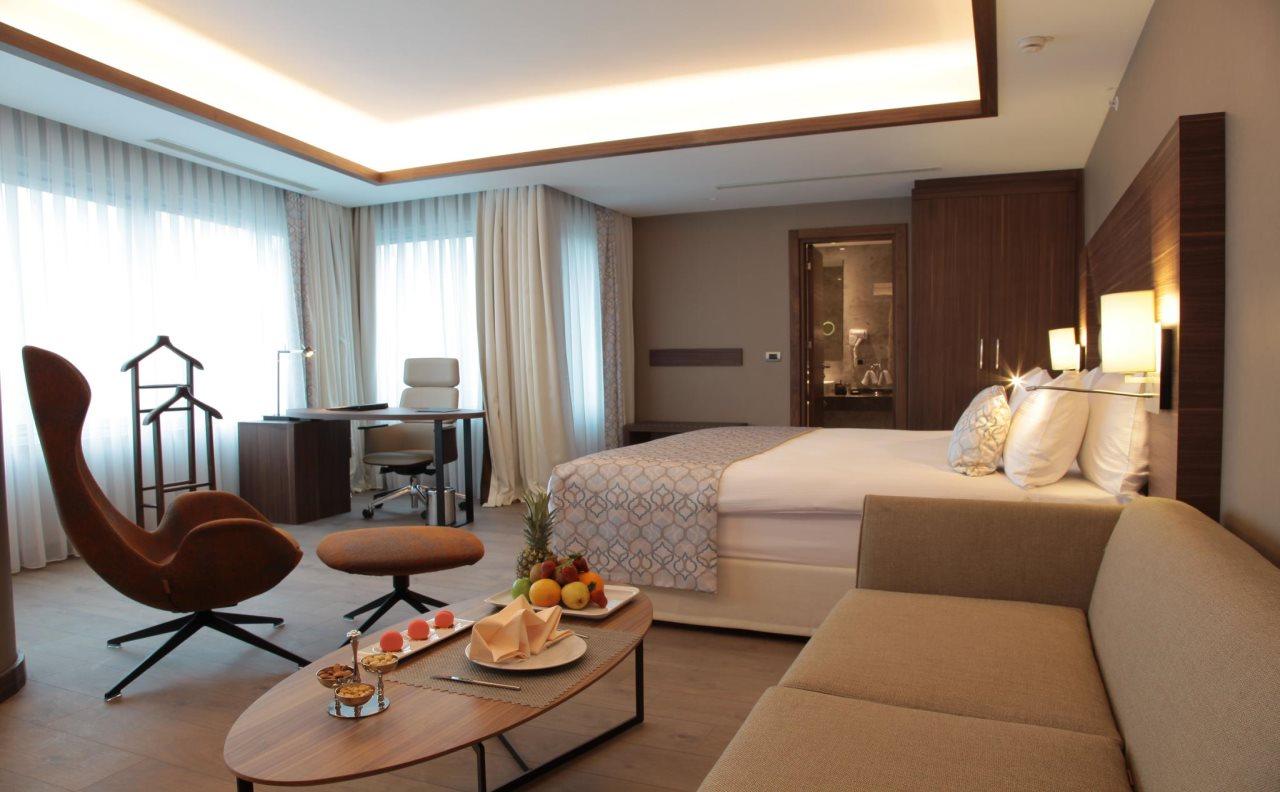 Bricks Airport Hotel Istanbul