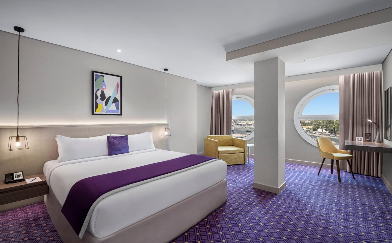LEVA Hotel, Mazaya Centre