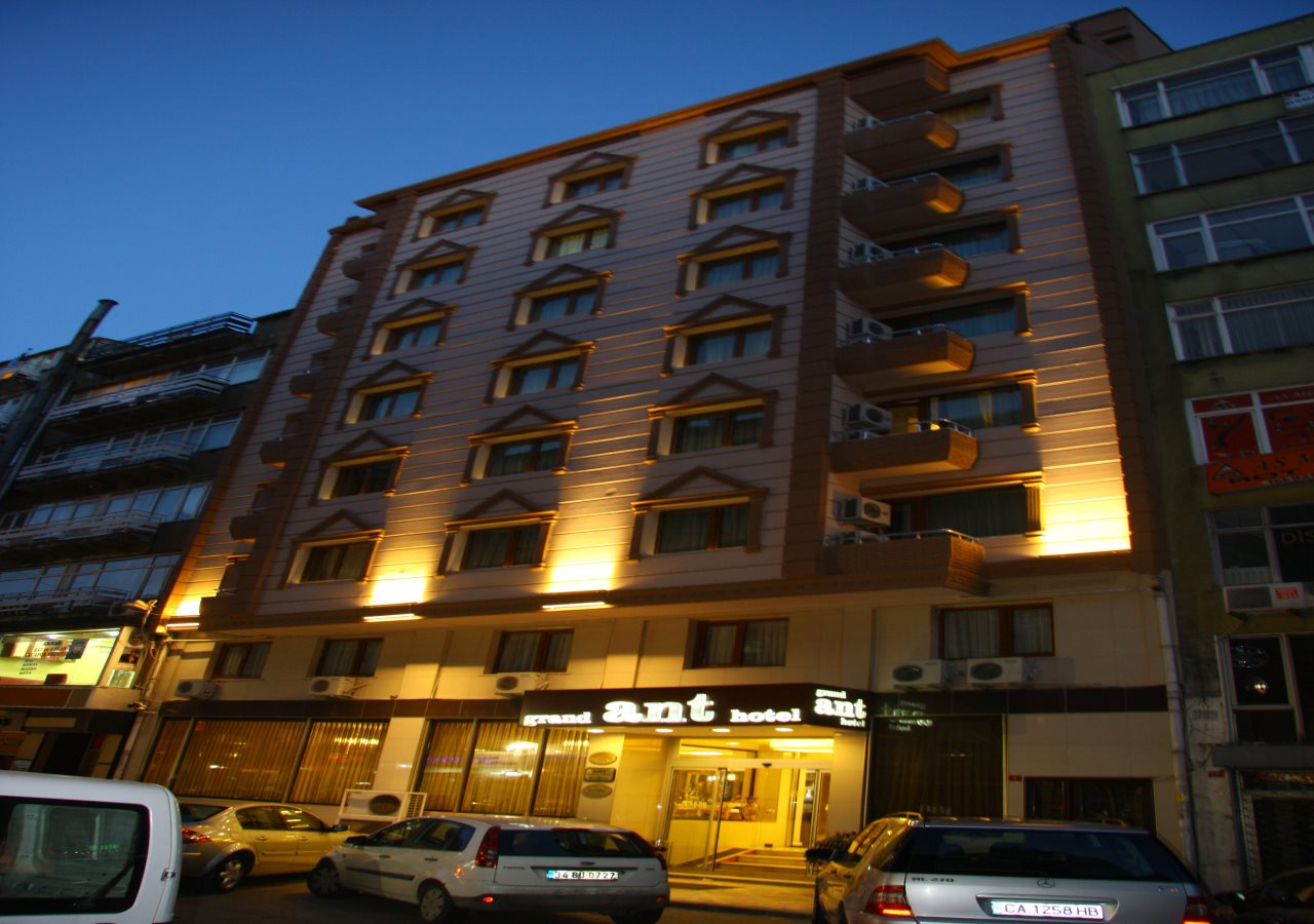 Grand Ant Hotel Istanbul