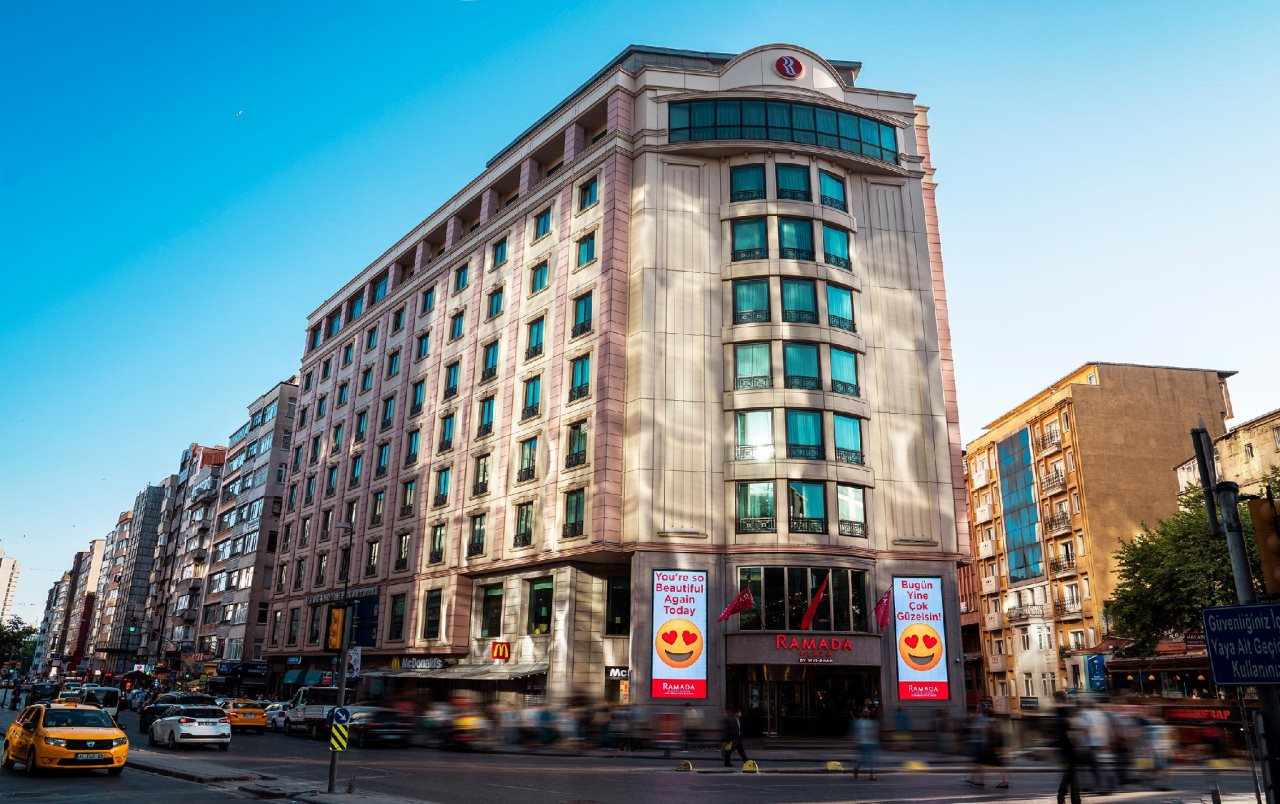 Ramada Plaza by Wyndham Istanbul City Center