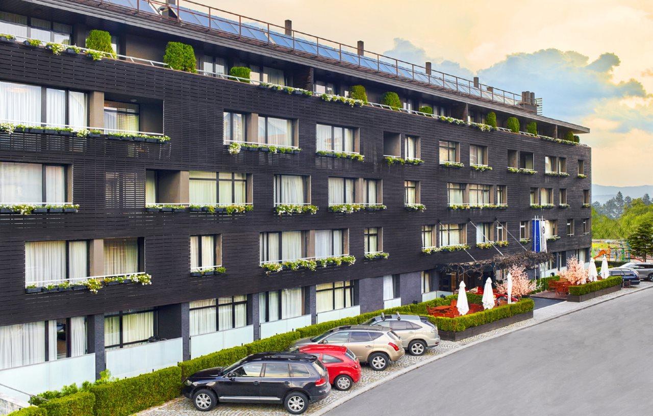 Lucky Bansko Apart Hotel Spa & Relax