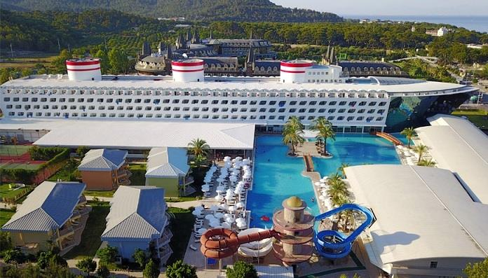 Transatlantik Hotel And Spa