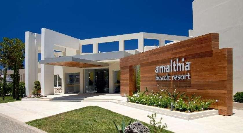 Atlantica Amalthia Beach Hotel