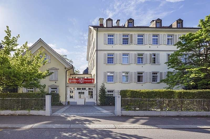 Hotel Swiss Night by Fassbind