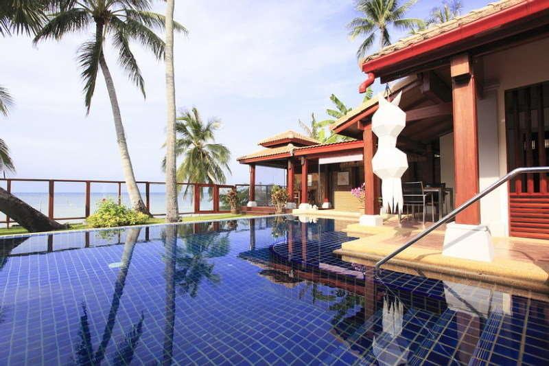 Pao Jin Poon Beach Front Villa