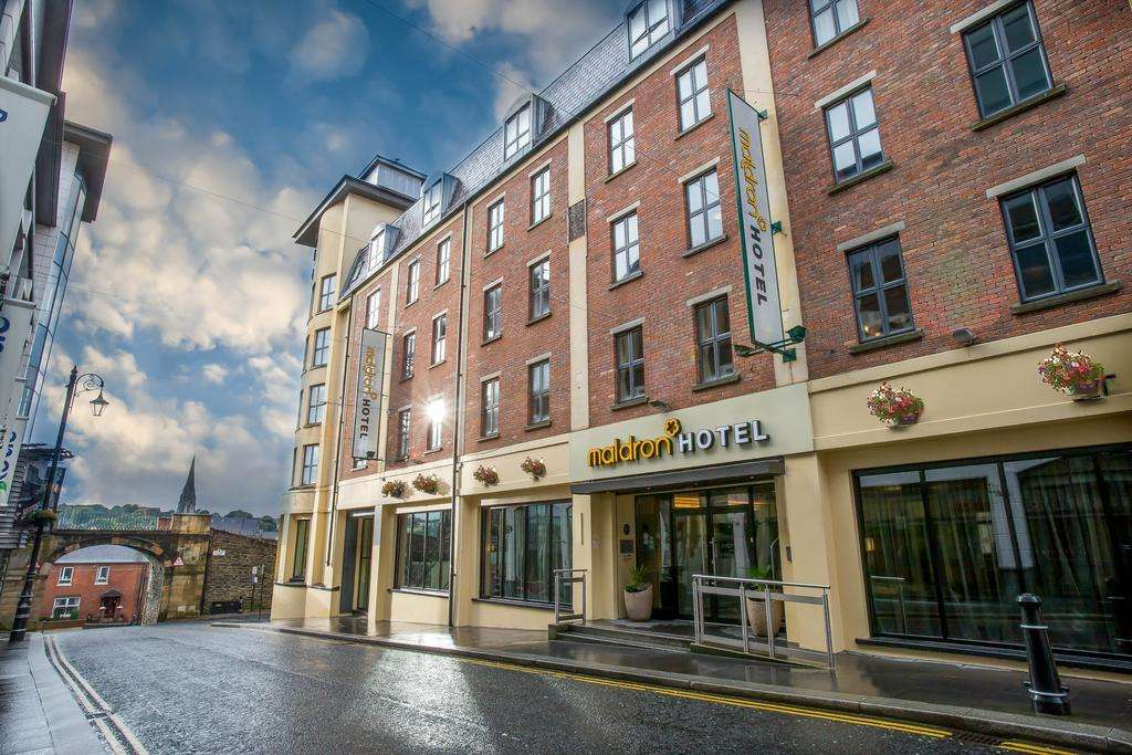 Maldron Hotel Derry (Formerly The Tower Hotel)