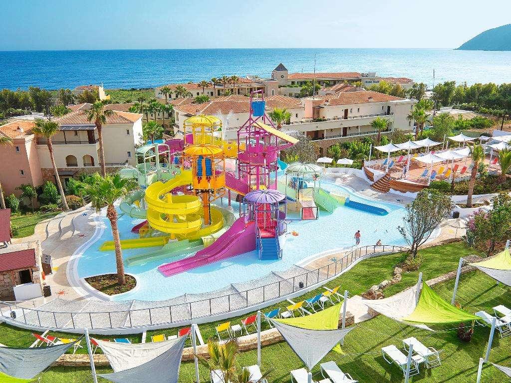 Grecotel Marine Palace & Aqua Park