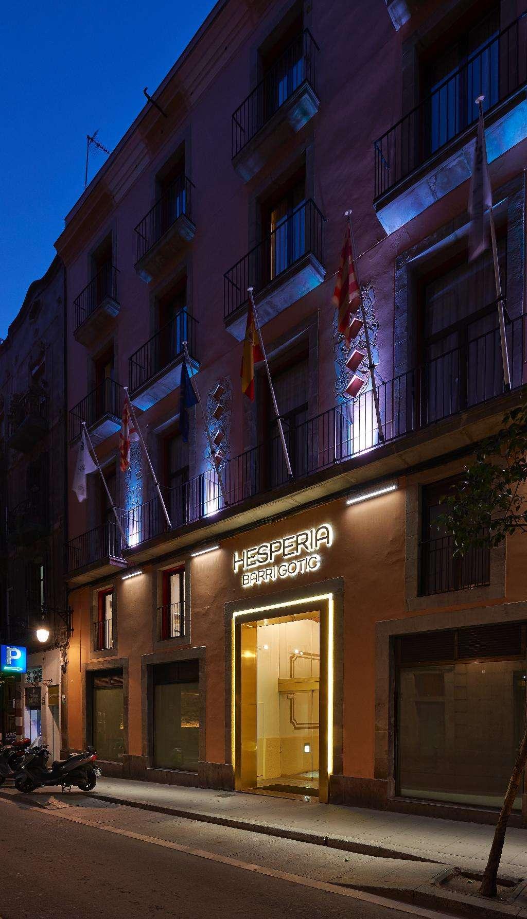Hesperia Barri Gotic