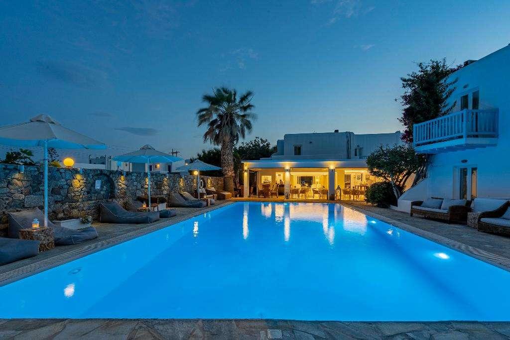 Dionyssos Mykonos Hotel