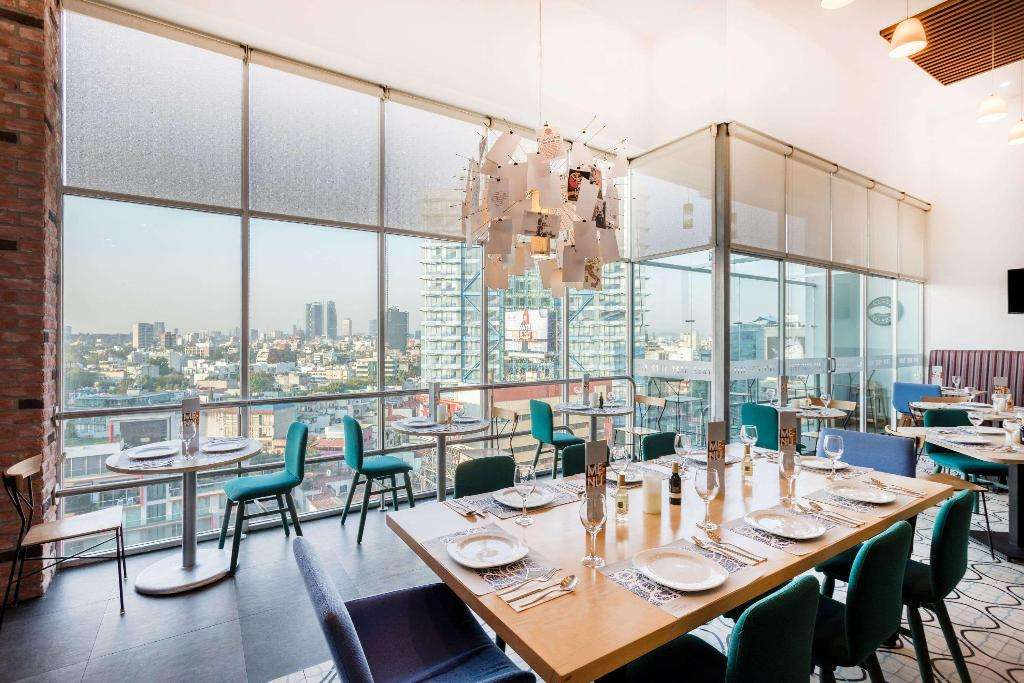 TRYP by Wyndham Mexico City World Trade Center Area