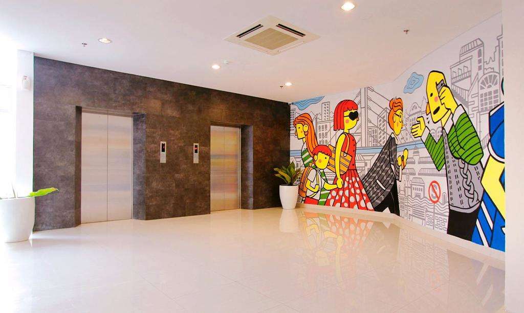 FOX Harris Lite Hotel Metro Indah Bandung