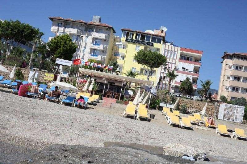 San Francisco Beach Hotel