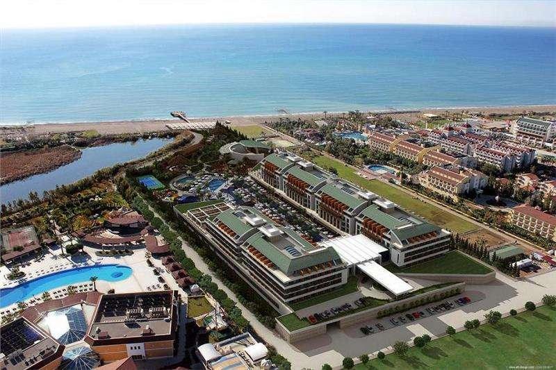 Port Nature Luxury Resort Hotel&Spa